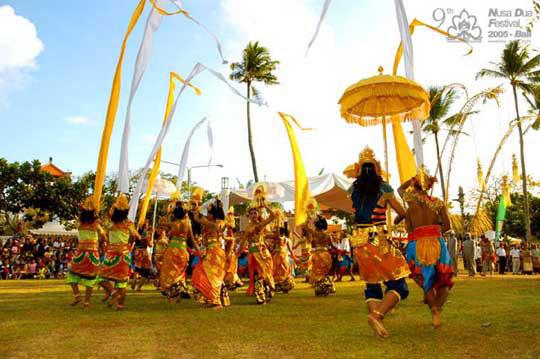 努沙杜瓦嘉年华(Nusa Dua Fiesta)