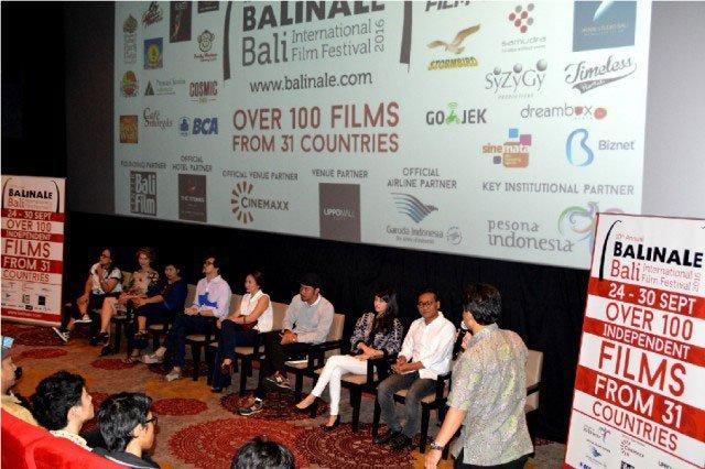 巴厘岛国际电影节(Balinale)