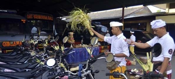 巴厘岛金属日(Tumpek Landep)