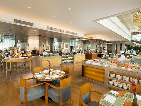 希尔顿视界美食自助餐厅旅游景点图片