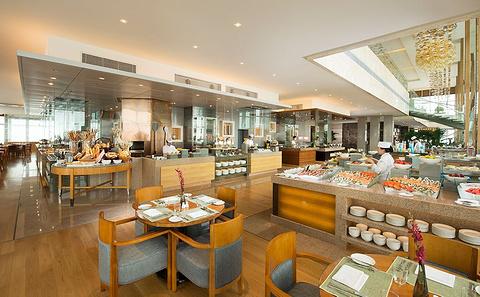 希尔顿视界美食自助餐厅的图片