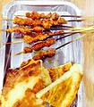 新疆塔里木烧烤