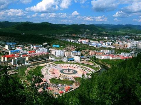 长白山文化博览城旅游景点图片