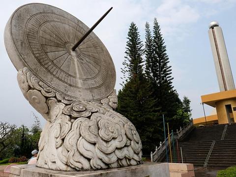 墨江北回归线标志园旅游景点图片