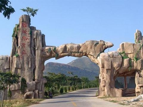 汝州怪坡景区旅游景点图片