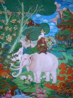 西藏一些词语的含义图片