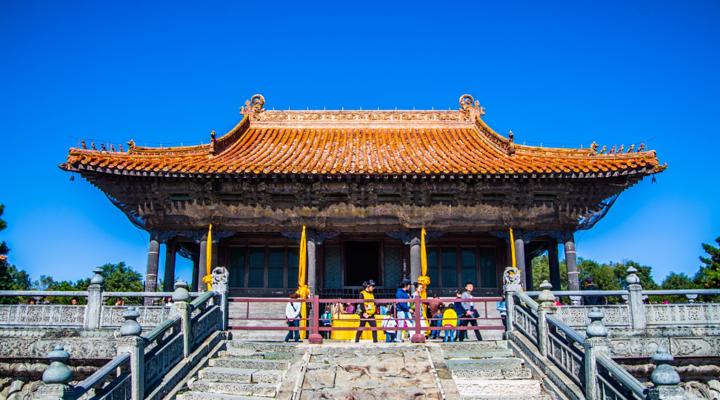 清昭陵旅游图片