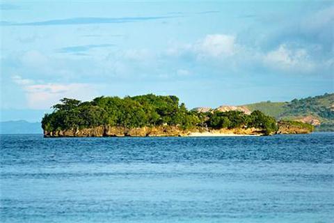 鳄鱼岛的图片