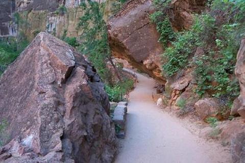 锡安国家公园旅游图片