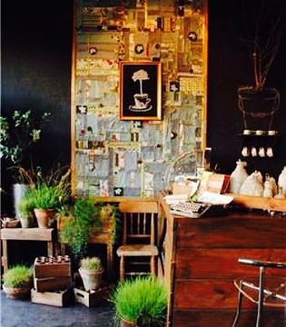 Cafe del Jardin的图片