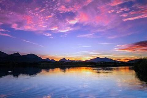 霍普芬湖的图片