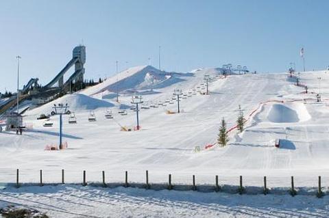 加拿大奥林匹克公园