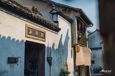 龙门古镇老街