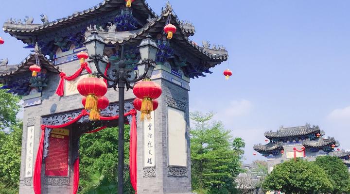 粤晖园旅游图片