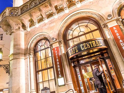 中央咖啡馆旅游景点图片