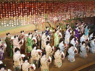 京都薪能仪式