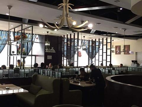 绿茵阁西餐厅(天门新城店)旅游景点图片