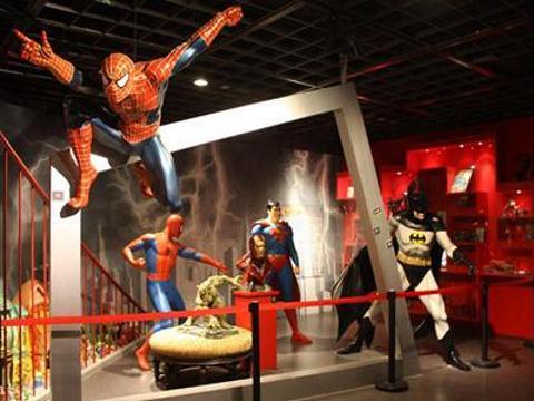 上海动漫博物馆旅游景点图片