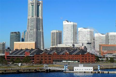 横滨市旅游图片