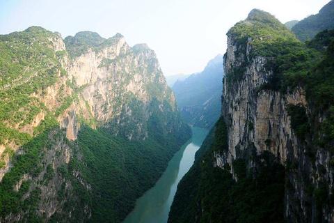 北盘江的图片