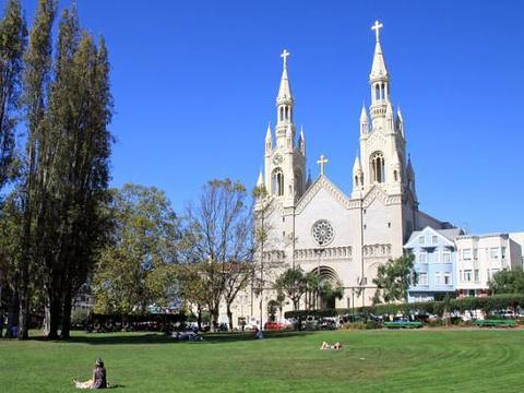 圣彼得与圣保罗教堂旅游景点图片