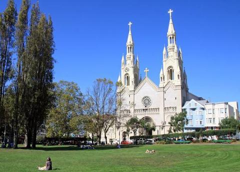 圣彼得与圣保罗教堂的图片