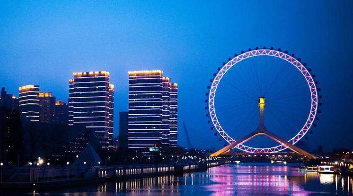 天津之眼旅游图片