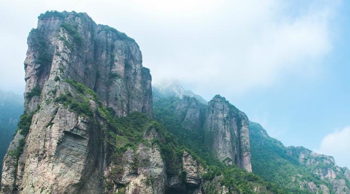雁荡山旅游图片