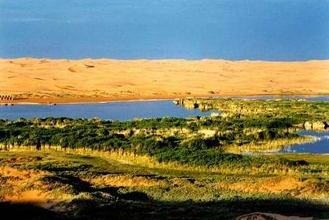 阿拉善盟旅游图片