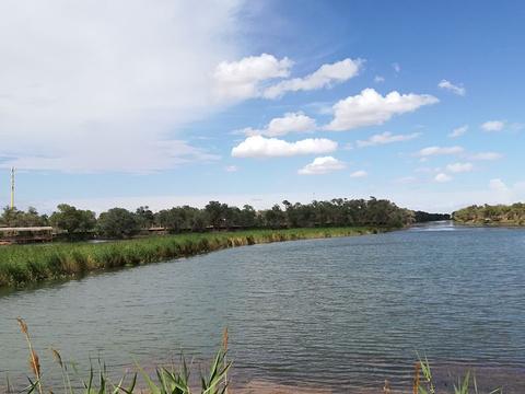 红海湾景区水上乐园旅游景点图片