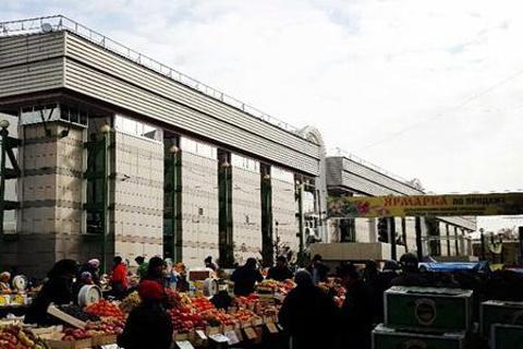 伊尔库茨克中心市场