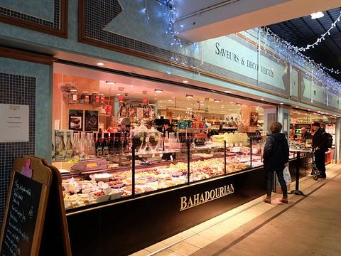 法国特色肉品店旅游景点图片