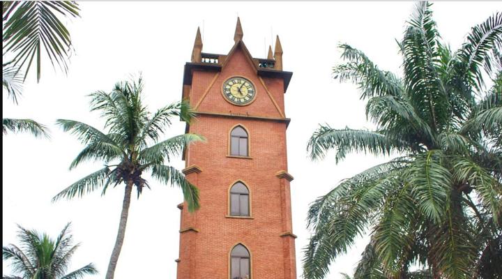海口钟楼旅游图片