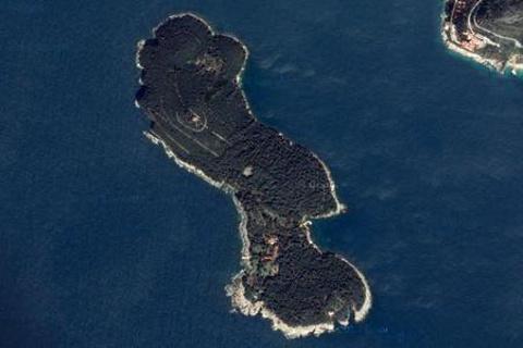 Lokrum岛