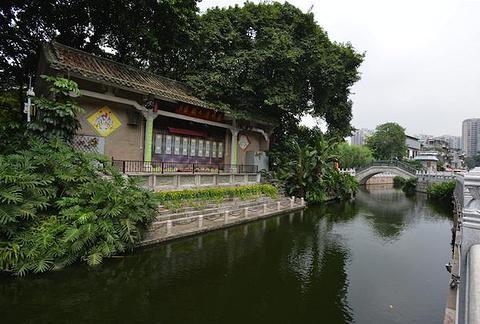 荔枝湾大戏台