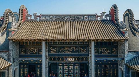 黄飞鸿纪念馆