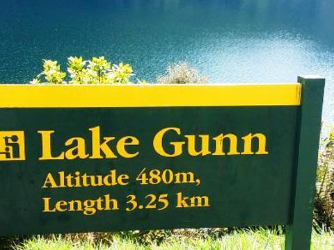 古恩湖旅游景点图片
