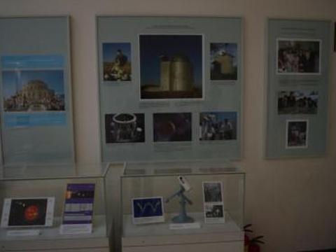 乌鲁别克天文台旅游景点图片