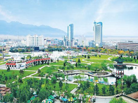人民文化广场旅游景点图片