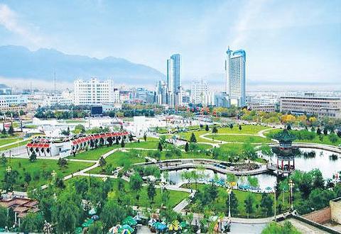 人民文化广场的图片