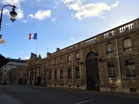 爱丽舍宫旅游景点图片