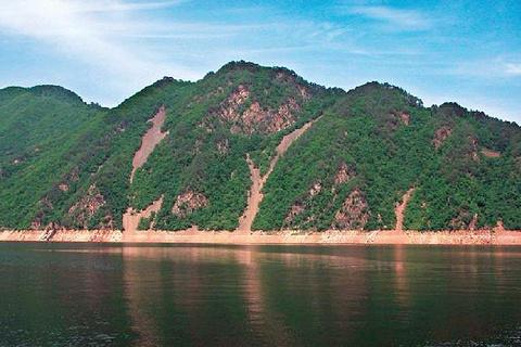龙山湖的图片