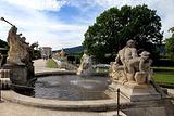 克鲁姆洛夫城堡花园