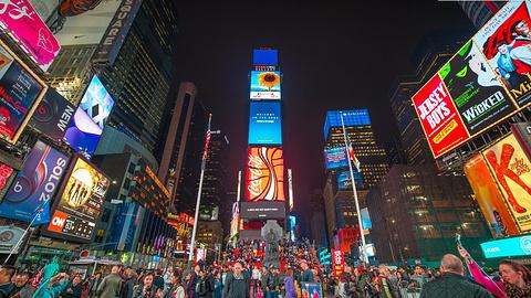 纽约旅游图片