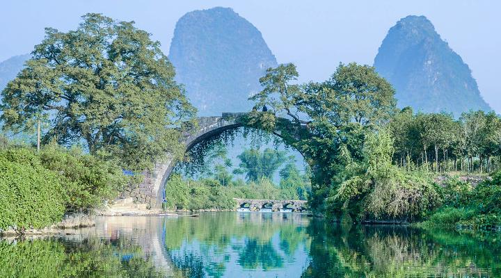 遇龙河旅游图片