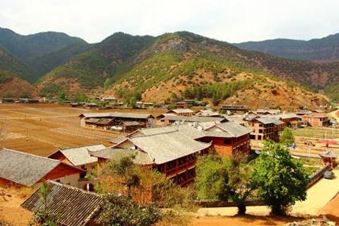 尼赛村的图片