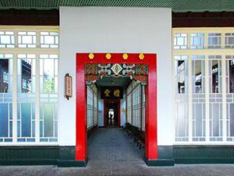 总统府礼堂旅游景点图片