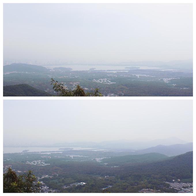 北高峰图片