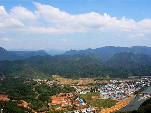 皖南山区旅游景点图片