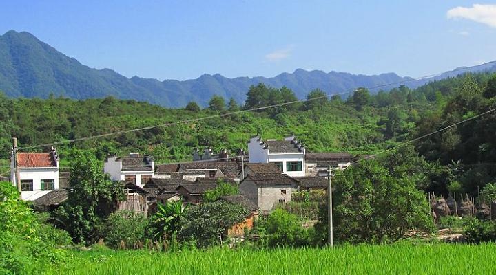 梅岭旅游图片